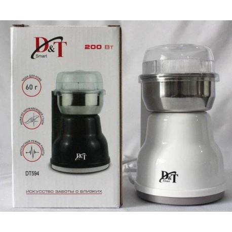 Кухонная кофемолка бытовая D&T Smart DT-594 am