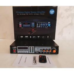 Усилитель мощности звука MP3 USB Micro SD FM AMP ZPX ZX-1313