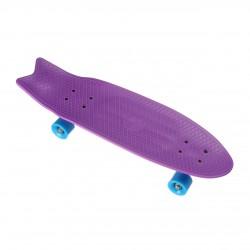 Пенниборд-скейт YB-28, Доска-70 см, колёса PU светящиеся