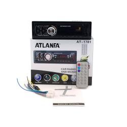 Автомагнітола Atlanfa 1781 з USB