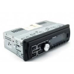 Автомагнитола с 4-я выходами, радиатором, USB, SD, FM приемником, AUX и Bluetooth ATLANFA-1582