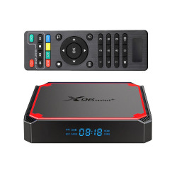 X96 Mini PLUS ( Mini+ ) 2/16 Гб Smart TV Box ТВ приставка