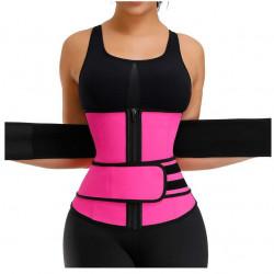 Корректор фигуры, тренировочный пояс для похудения и потери веса в домашних условиях