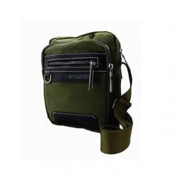 Мужская сумка тканевая 0932 (22х18х10)