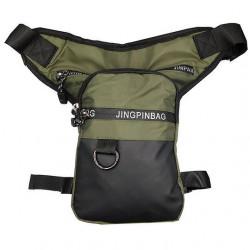 Мужская сумка плащевая Jingpinbag 78011 (29х15х3)