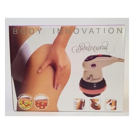 Вибромассажер антицеллюлитный Body Innovation Sculptural