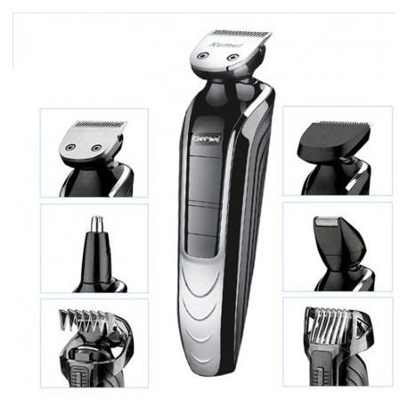Набор для стрижки волос и бороды Gemei GM-582