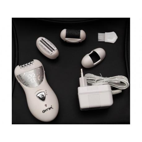Эпилятор пемза Gemei GM-3061 4в1