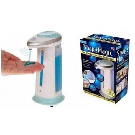 Сенсорная мыльница Soap Magic Соап Меджик дозатор для мыла
