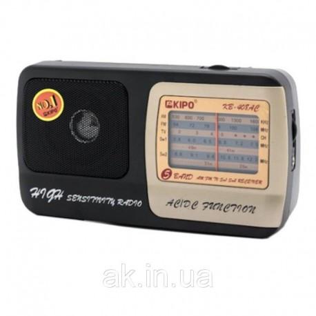 Радиоприёмник Kipo KB-408 AC