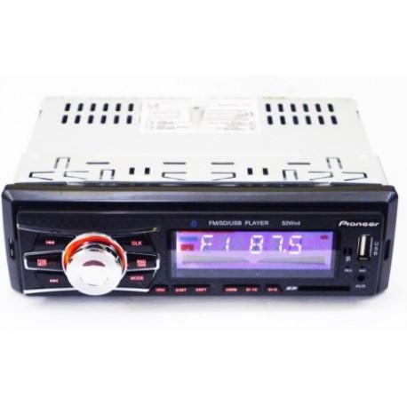 Автомагнитола 6083 Bluetooth MP3, FM, USB, SD, AUX
