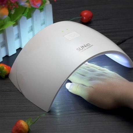 Лампа для маникюра UV LED лампа Sun 9C 24 Вт сушка гель-лаков для профессионального использования