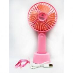 Портативный настольный вентилятор Eternal Classics розовый