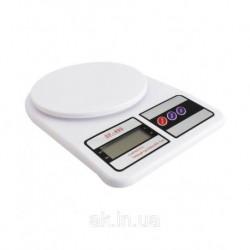 Кухонные электронные весы от 1г до 7 кг D&T Smart DT-400