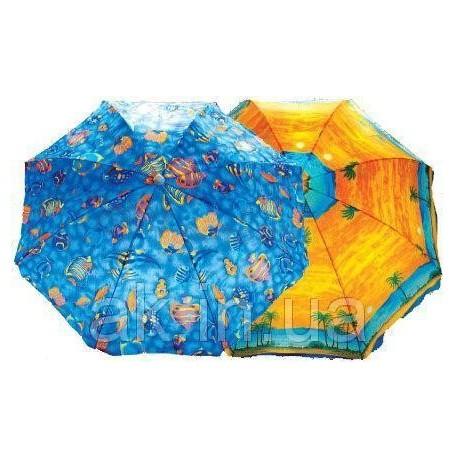 Пляжный зонт UMBRELLA 200 см Пальма