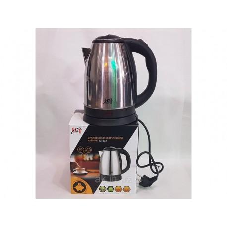 Чайник электрический дисковый Domotec DT-802 1850w