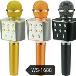 Беспроводной микрофон с динамиком WS 1688