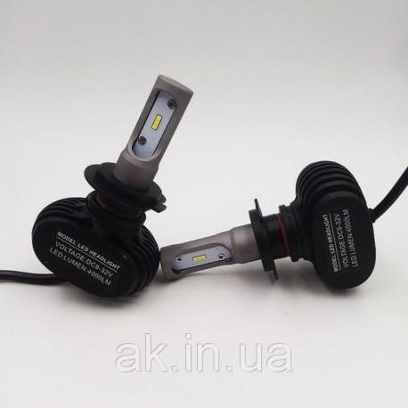 Светодиодные LED лампы для фар автомобиля S1 H11