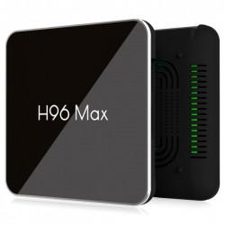Приставка H96 MAX X2 (S905X2 4+32 Android 8.1)