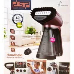 Ручной отпариватель для одежды и штор DSP KD1075 | Паровой утюг