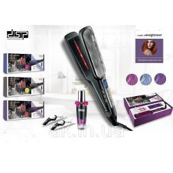 Утюжок выпрямитель для волос DSP 10075