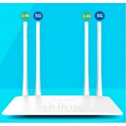 WiFi роутер LB-Link BL-W1210M АС 1200 Mbps Двойное соединение: 5+2.4GHz Скорость: 867+300 Mbps 6dBi*4