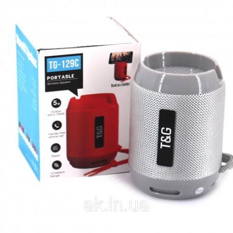 Колонка с Bluetooth TG-129С