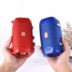 Колонка с Bluetooth TG-532 портативный Bluetooth мини динамик Колонка звуковая коробка с fm-радио TF AUX