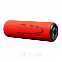Портативная беспроводная водонепроницаемая блютуз колонка Bluetooth Speaker Hopestar P3 Blue с фонариком
