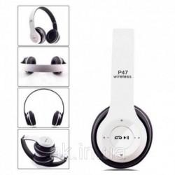Наушники P47+FM / MP3 / SD / AUX