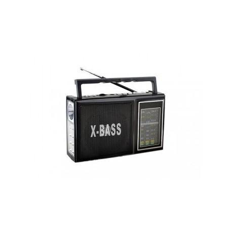 Радиоприемник FM AM SW с Mp3 USB SD и Фонарем GOLON RX-177