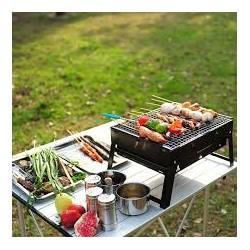 Складной гриль барбекю, портативный гриль BBQ Grill Portable, портативный мангал