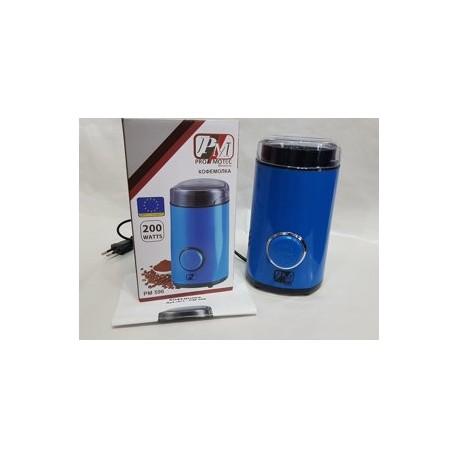 Кофемолка измельчитель электрическая Promotec PM-596 200W