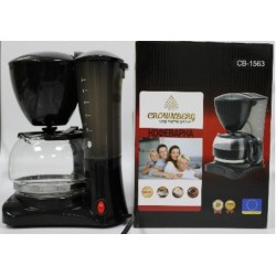 Капельная кофеварка CROWNBERG CB 1563 800W