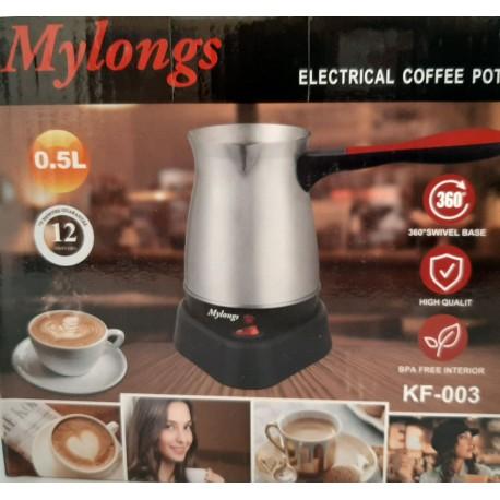 Электрическая турецкая кофеварка Mylongs KF-003
