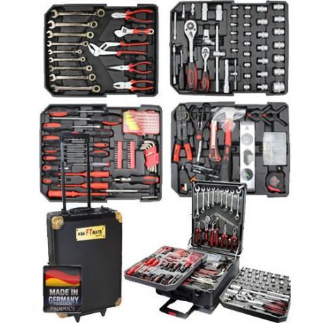 Большой набор инструментов 399 pcs