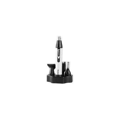 Триммер универсальный для носа и ушей Kemei KM 6630 4 в 1