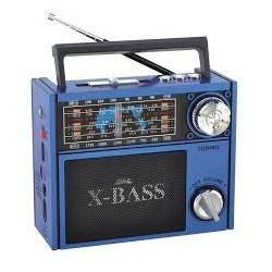 Радиоприемник Golon RX 201 Синий