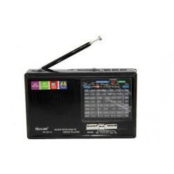 Радиоприемник Golon RX-321 BT c Фонариком Bluetooth MP3 USB FM SD