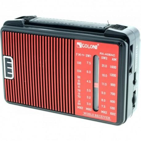 Радиоприемник GOLON RX-A08