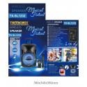 TRITRONIX TR-SL 1232 , 12 дюймов,150W (USB/Bluetooth/FM/Microphone)