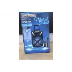 Автономная аккумуляторная акустическая система Tritronix TS-SL 1230