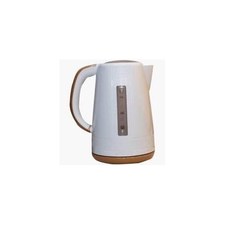 Электрический чайник LEXICAL LEK-1401 1.7л, 2200Вт (Бежевый, Розовый)
