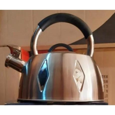 Чайник со Свистком Rainberg RB-720 на 3.0л