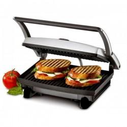 Гриль контактный сэндвичница бутербродница Rainberg RB-5401 1500W