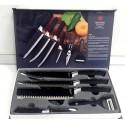 Набор ножей 6в1 T65