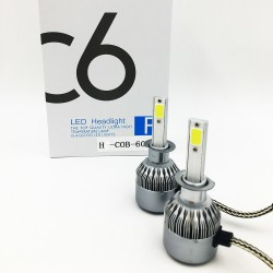 авто лампысветодиодные лампы C6 H3