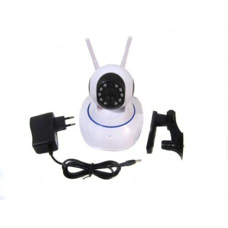 Поворотная IP Camera с HD качеством WIFI IP P2P Onvif HD WiFi (видеоняня)