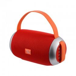 Беспроводная колонка 10W T&G TG112 в стиле JBL, FM Bluetooth MP3 USB microSD AUX, красная