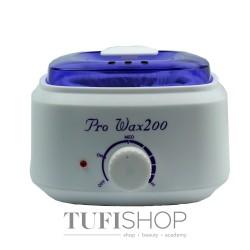 Воскоплав баночный Pro Wax 200 - белый, 400 мл